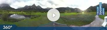 Webcam Ehrwald - 1.000m
